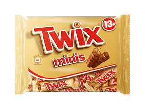 Twix/Snickers/Mars/ Bounty/Milky Way Minis