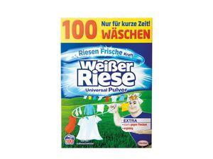 Weißer Riese Pulver 100 Wäschen