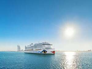 Orient mit Dubai – mit AIDAprima