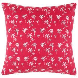 Zierkissen Lady Palms in Pink ca. 45x45cm