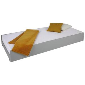 Bettschubkasten in Weiß, 2er Set