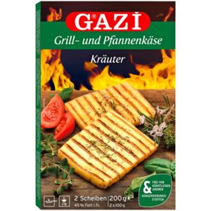 Gazi Grill- und Pfannenkäse Kräuter