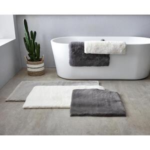 BADEMATTE Weiß 70/120 cm