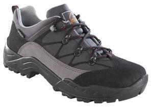 Trekkingschuh Farbe grau mit schwarz Jacalu