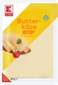 K-CLASSIC  Butterkäse, Edamer, Gouda oder Tilsiter