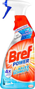 BREF POWER  							Reiniger