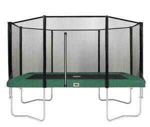 Salta Trampolin - Combo Set - ca. 244 x 396 cm