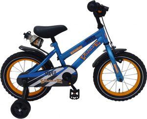 Fahrrad - Volare Super - 14 Zoll - blau/orange