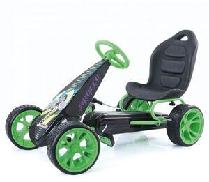 Hauck Go-Kart Sirocco - grün