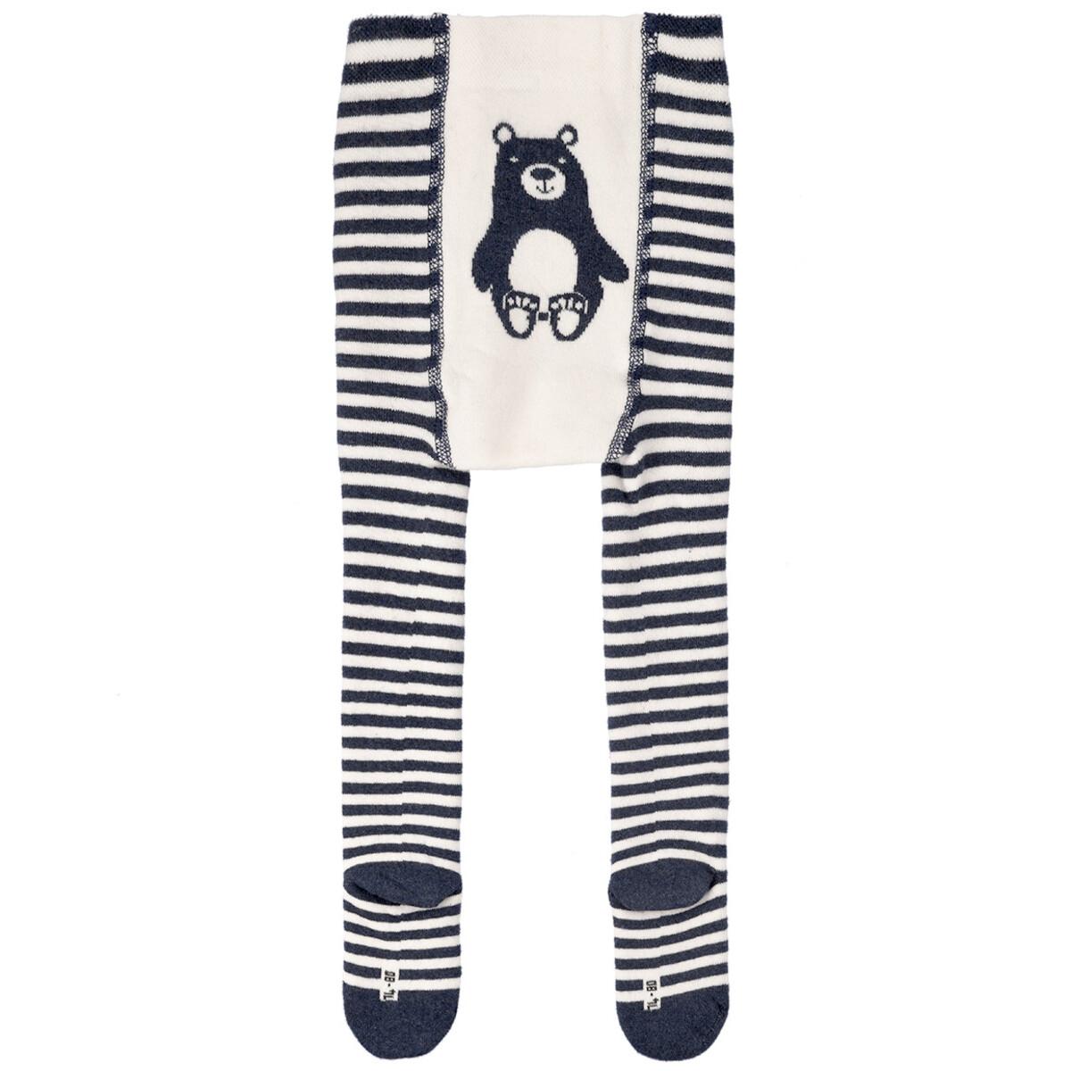 Bild 2 von Baby Strumpfhose mit Bären-Motiv