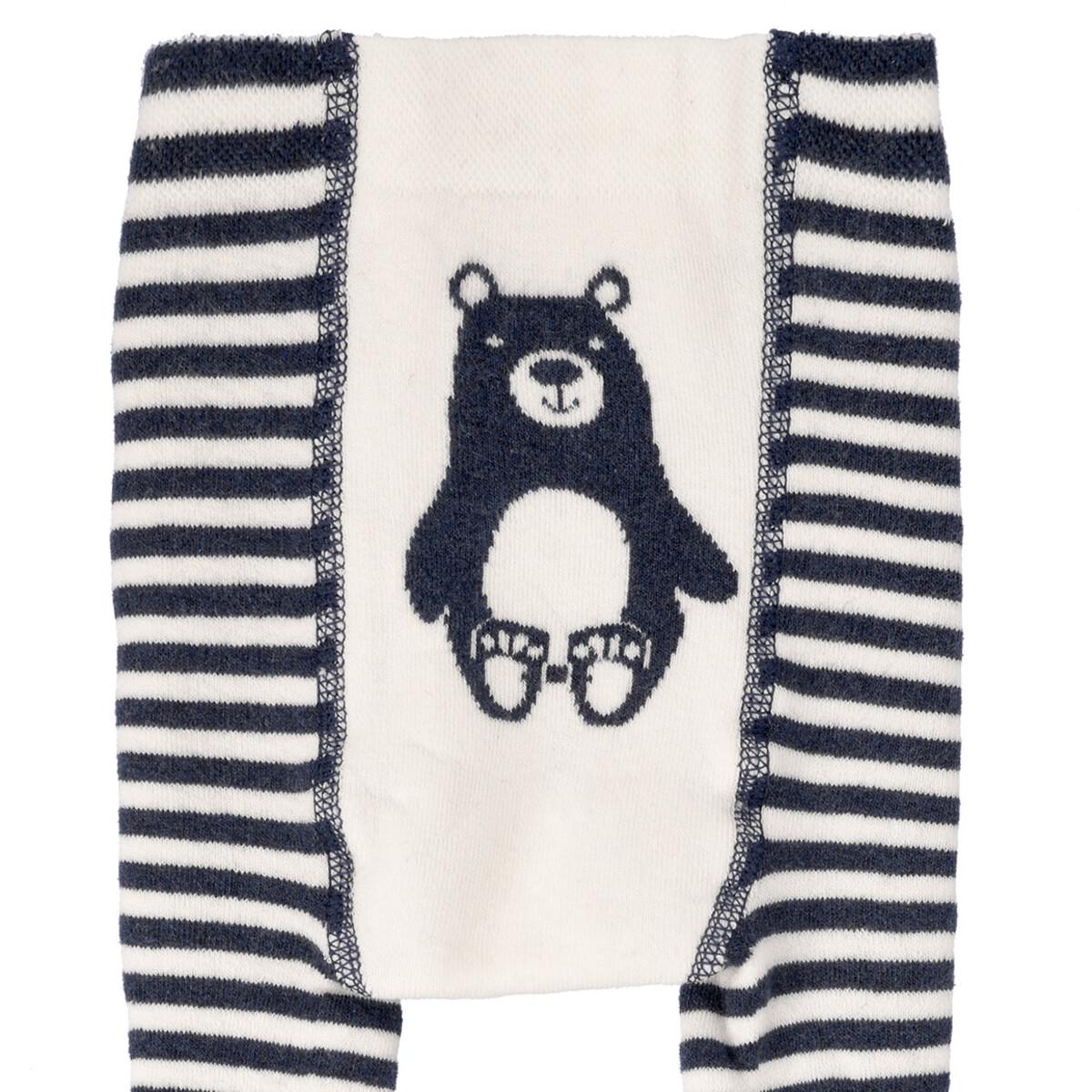 Bild 3 von Baby Strumpfhose mit Bären-Motiv