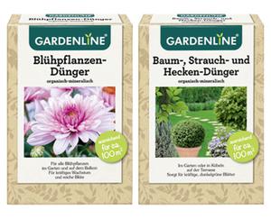 GARDENLINE®  Pflanzendünger
