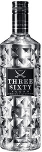 Three Sixty Premium Vodka 0,7 ltr