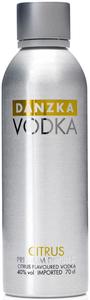 Danzka Premium Vodka Citrus 0,7 ltr