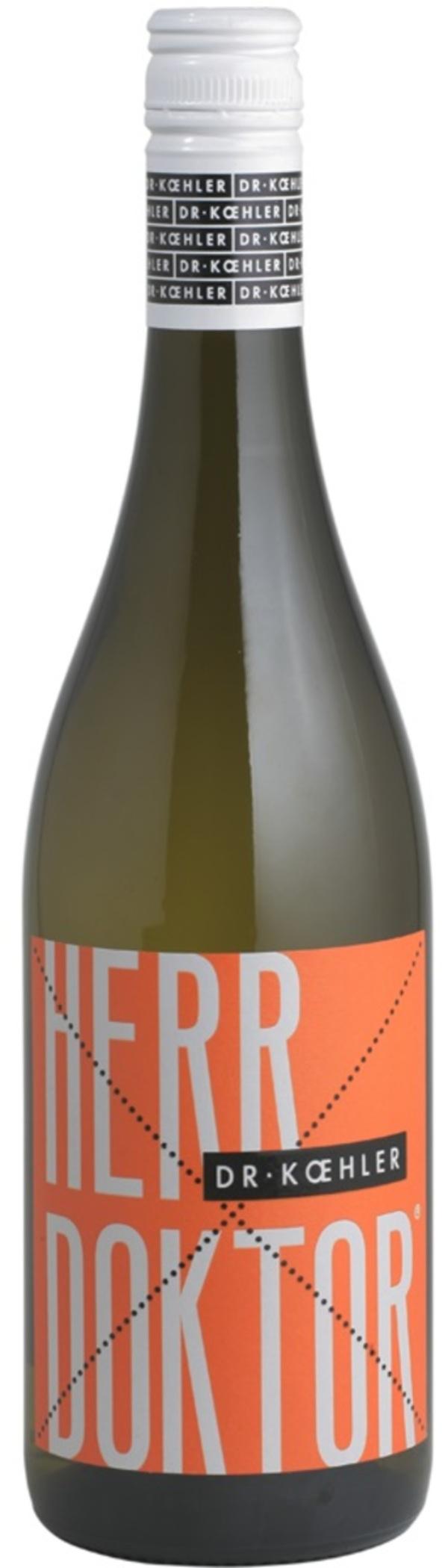 Dr. Koehler Herr Doktor Qualitätswein 2018 0,75 ltr