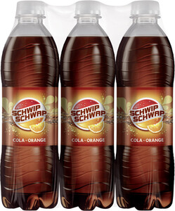Pepsi Schwip Schwap PET 6x 500ml