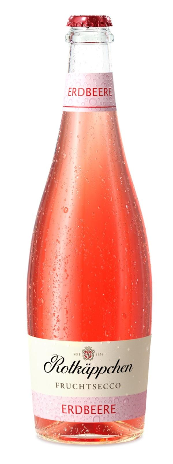 Rotkäppchen Fruchtsecco Erdbeere 0,75 ltr