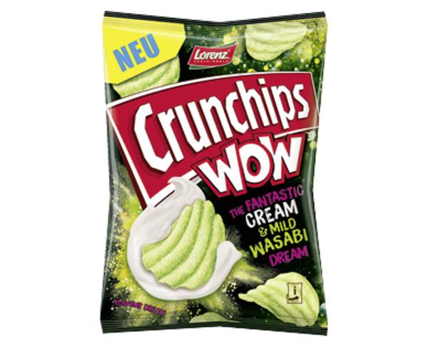 Lorenz®  Crunchips WOW