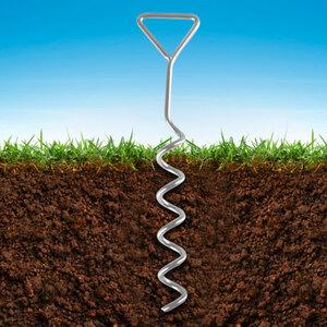 Wellactive Bodenanker für Trampolin