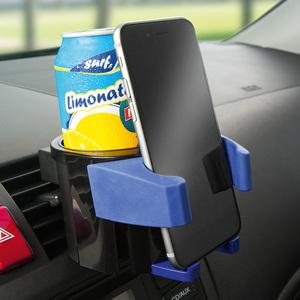 Diamond Car Multifunktions-Getränkehalter 2in1
