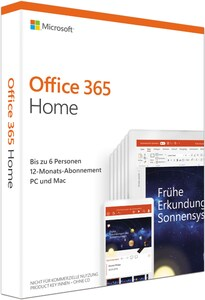 Office 365 Home FPP Product Key