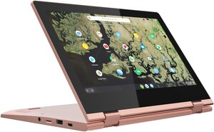 "ChromeBook C340-11 (81TA000GGE) 29,5cm (11,6"") 2 in 1 Convertible-Notebook sand pink"