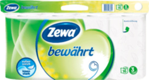 Zewa Toilettenpapier bewährt 3-lagig (16 x 150 Blatt)