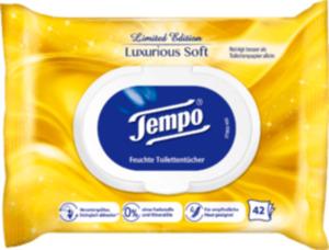 Tempo Feuchtes Toilettenpapier Ltd. Edt.