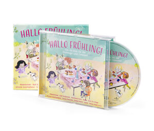 CD »Hallo Frühling!«