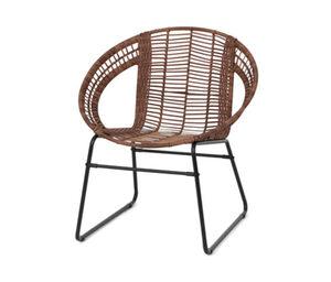 Stuhl aus Polyrattan