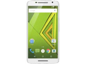MOTOROLA Moto X Play Smartphone - 16 GB - Weiß