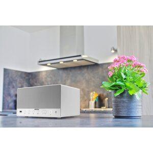MEDION LIFE® P61071 Multiroom Lautsprecher mit WLAN, Spotify® Connect kompatibel, DLNA, USB Ladeanschluss, AUX, 2 x 7 W + 15 W RMS (B-Ware)