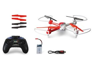 Revell Control X-treme Quadcopter »MARATHON«, Drohne, mit LED-Beleuchtung, ab 14 Jahren
