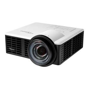 Optoma ML1050ST Mobiler LED Kurzdistanz Beamer - HD WXGA, 1.000 Lumen, 20.000:1 Kontrast, 420g, Media Player, HDMI