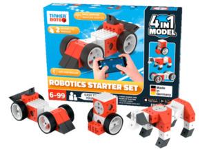 TINKERBOTS Tinkerbots Robotics Starter Set                Baukastensystem