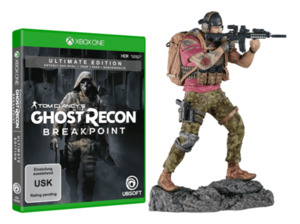 Tom Clancys Ghost Recon: Breakpoint (Ultimate Edition) + Nomad Figur (ONLINE) [Xbox One]