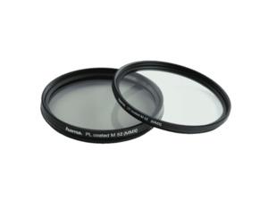 HAMA UV-/POL Filterset 52 mm