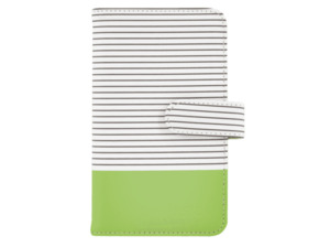 FUJIFILM Instax mini 9 striped Fotoalbum   , Lime Green