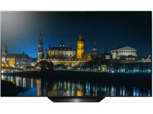 LG OLED65B97LA OLED TV (Flat, 65 Zoll/164 cm, UHD 4K, SMART TV, webOS 4.5 (AI ThinQ))