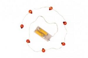 7er LED-Lichterkette