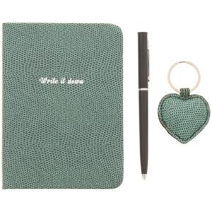 Geschenkset Notizbuch und Stift