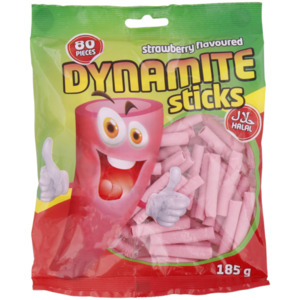 Dynamite Sticks Erdbeere