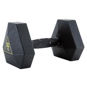 Hantel Hex Dumbbell 10kg