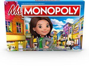 Hasbro Spiel, »Ms. Monopoly«