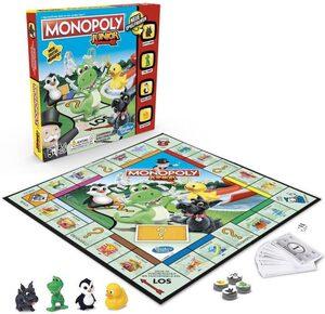 Hasbro Spiel, »Monopoly Junior«