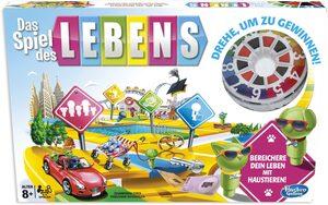 Hasbro Spiel, »Hasbro Gaming, Spiel des Lebens«
