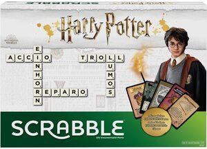 Mattel® Spiel, »Familienspiel - Harry Potter Scrabble«
