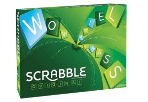 Mattel® Spiel, »Familienspiel - Scrabble Original«