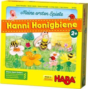 Haba Spiel, »Meine ersten Spiele - Hanni Honigbiene«, Made in Germany