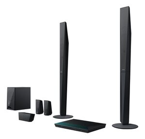 Sony 3D Blu-ray Home Entertainment-System »BDV-E4100« 5.1 Heimkinosystem (Bluetooth, WLAN, Nachtmodus)